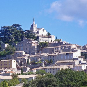 Bonnieux - home for a week